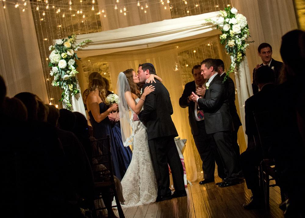 Jewish-Wedding-Beautiful-Chuppah-Kiss-Front-and-Palmer