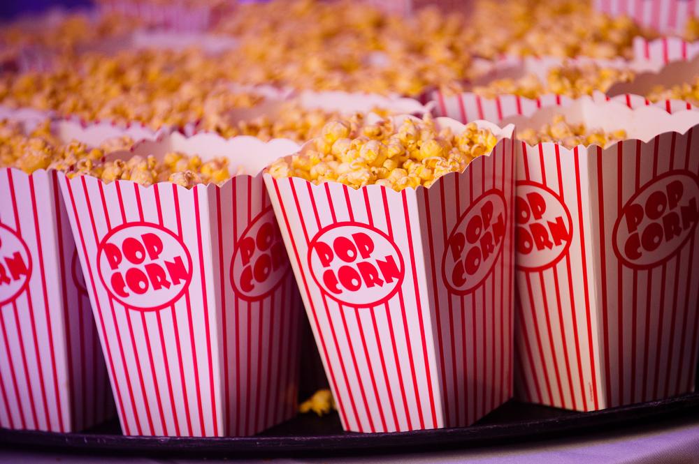 photography popcorn