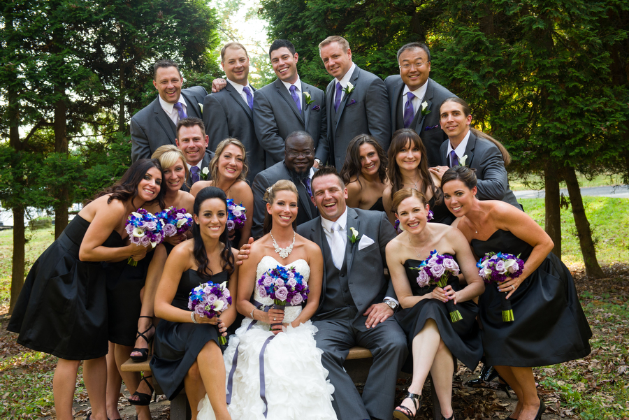Bridal-Party-Valley-Forge-Casino-Resort