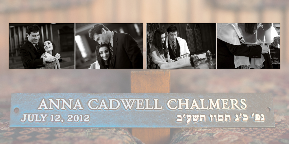 Father Daughter Mitzvah Photography