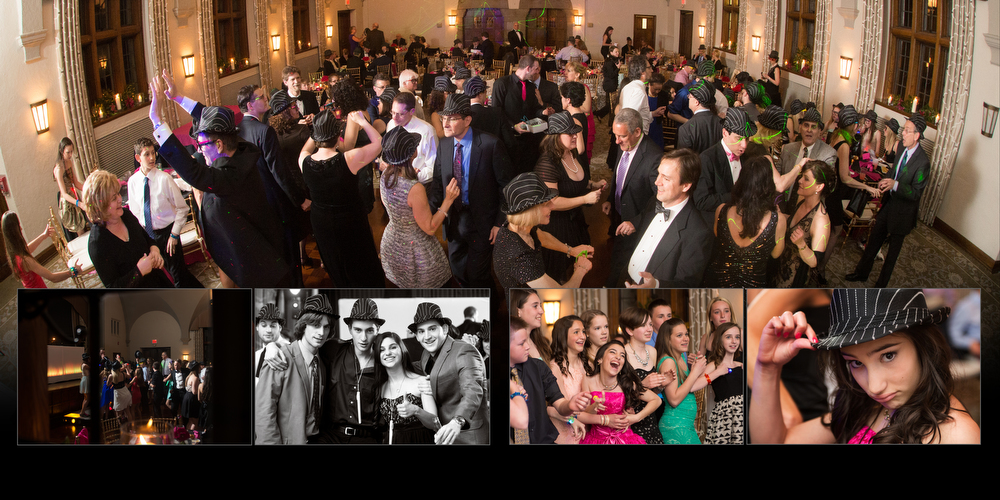 Mitzvah Party Ideas Photography