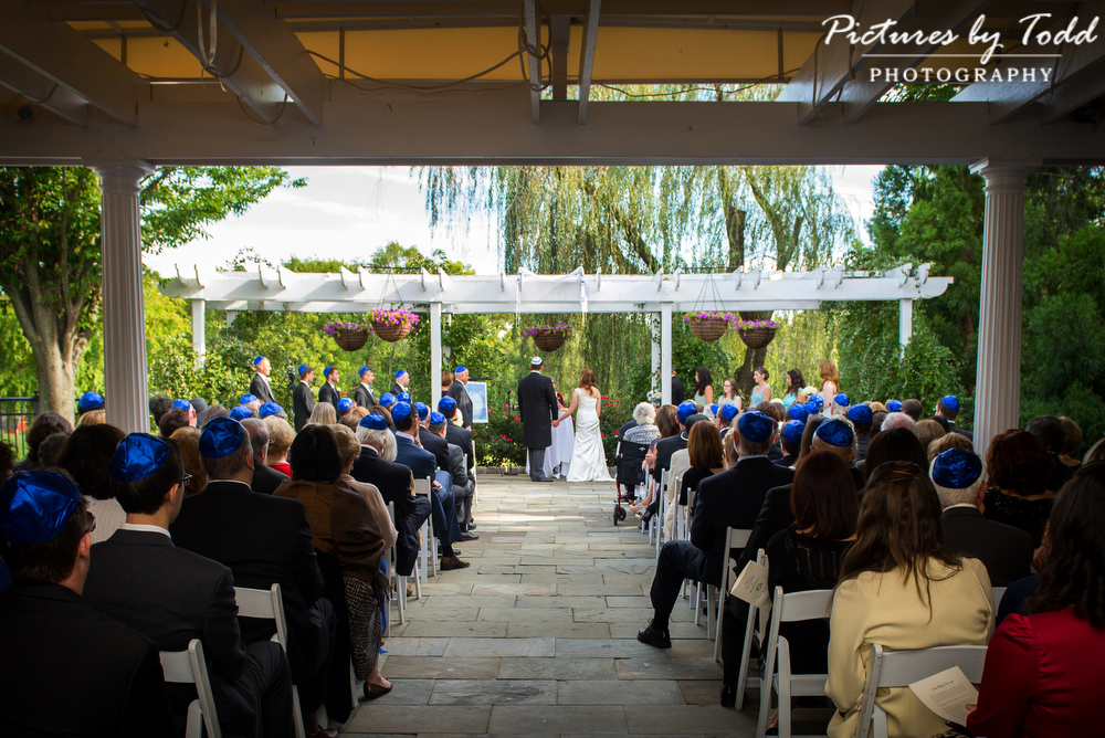 Talamore Country Club Wedding Ceremony