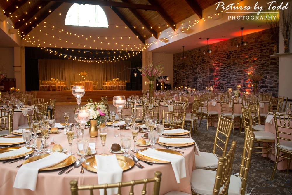 Connor Catering Table Setting Wedding Decor Old Mill
