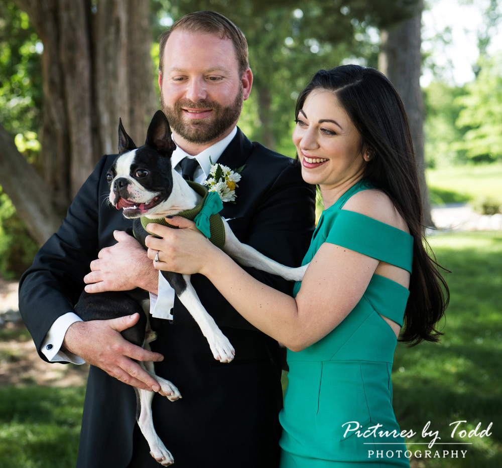 Manor-House-Of-Prophecy-Creek-Dog-At-Wedding-Ideas-Cute