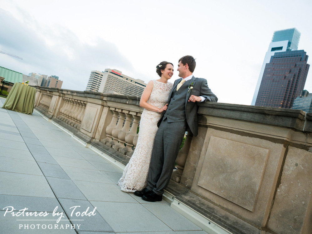 Beautiful-Blooms-The-Free-Library-Philadelphia-Wedding-Roof-top-Wedding-Photos