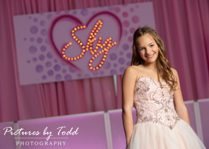 Skylar's Philadelphia Country Club Bat Mitzvah
