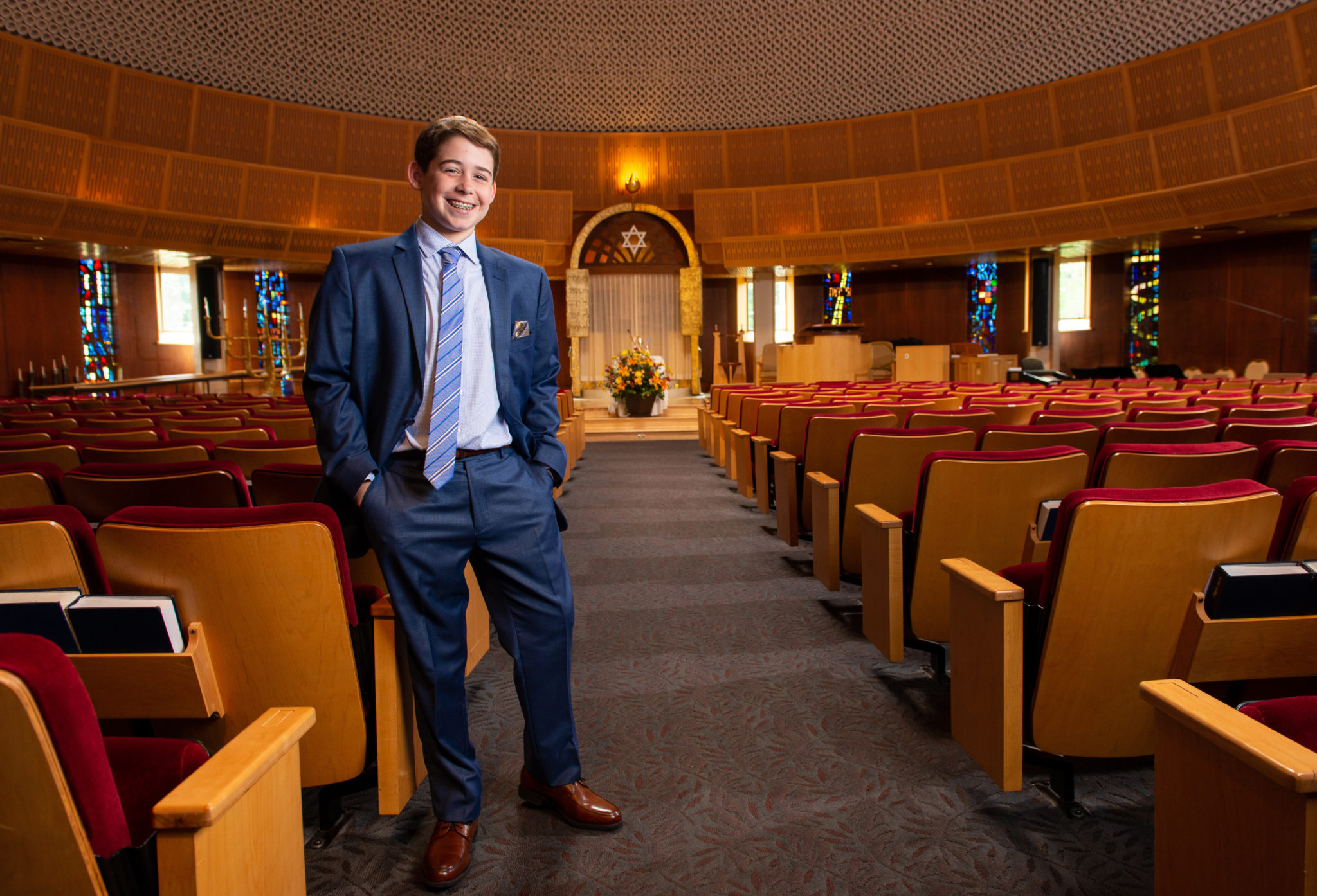Will's Bar Mitzvah   Main line Temple Reform